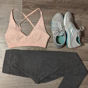 Forever 21 Sports Bra (with pads)